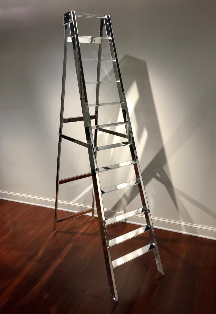 '12-STEP LADDER' - 2017