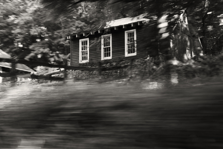 'Passing Swanger's Farmstead' - 2013